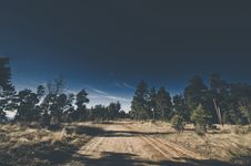 Free Dirt Road In Countryside Stock Images - 83061994