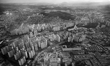Free Grey High Rise Buildings Capture From High Angle In Greyscale Photo Royalty Free Stock Image - 83062726