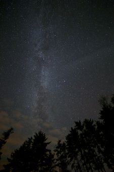 Free Milky Way Stock Photography - 83062882