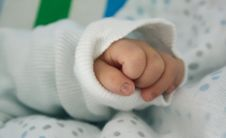 Free Close Up Of Baby S Hand Royalty Free Stock Images - 83062959
