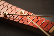 Free Shallow Focus Photography Of Red Xylophone Royalty Free Stock Photo - 83063385