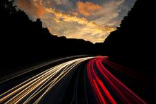 Free Timelapse Photography Of Road With White And Red Lights Stock Photo - 83063550