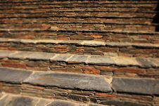Free Close Up Photography Of Brown And Grey File Concrete Bricks Stock Photos - 83063583