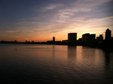 Free Boston Skyline Royalty Free Stock Photos - 83063778