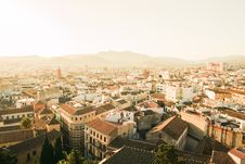 Free Rooftops Of Spanish City Stock Photo - 83063800