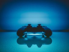 Free Dualshock Gaming Controller Royalty Free Stock Image - 83063846