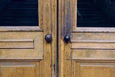 Free Broken Wooden Door Royalty Free Stock Photos - 83063988