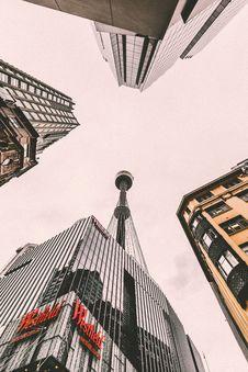Free Bottom Photography Of Sky Scraper Building Stock Image - 83064221