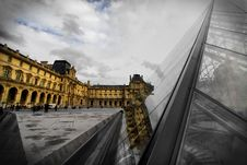 Free Louvre, Paris, France Stock Images - 83064414