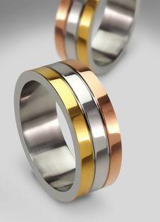 Free Metal Rings Stock Photo - 83064430
