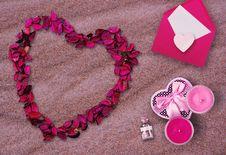 Free Hearts And Card Royalty Free Stock Photos - 83064488
