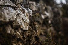 Free Brown Rocks Royalty Free Stock Photo - 83064705
