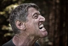 Free Portrait Of Angry Man Royalty Free Stock Photography - 83064917