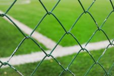 Free Mesh Fence Stock Images - 83064954