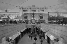 Free Metro Station, Washington, DC Royalty Free Stock Photos - 83065108