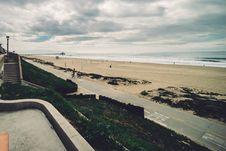 Free Road Along Sandy Beach Stock Photos - 83065163