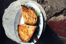 Free Arugula Salad Sandwich Stock Photo - 83065200