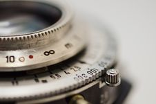 Free Vintage Camera Controls Royalty Free Stock Photography - 83065447
