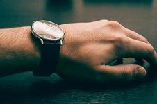 Free Wristwatch On Arm Stock Photo - 83065470
