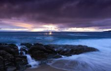 Free Sea Under Gray Sky During Day Time Stock Photos - 83065553