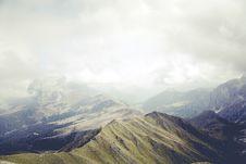 Free Mountain Peek During Daytime Stock Image - 83065601
