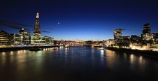 Free Lighted City Scape In A Panorama Photo During Nighttime Royalty Free Stock Photography - 83065827