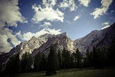 Free Rocky Mountain Peaks Stock Image - 83067351