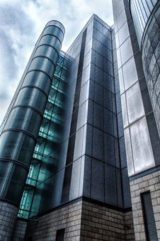 Free Modern Urban Office Building Stock Photography - 83067382