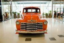 Free Orange Colored Chevrolet Stock Photos - 83067543