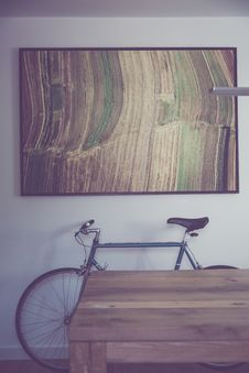 Free Brown Green And Beige Abstract Painting Royalty Free Stock Photos - 83067748