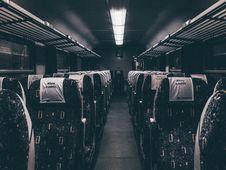 Free Train Wagon Interior Royalty Free Stock Photos - 83067798