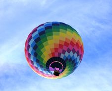Free Hot Air Balloon Flying Under Blue Sky During Daytime Stock Photos - 83068023