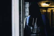 Free Person Wearing Adidas Hoodie During Daytime Stock Photo - 83068260
