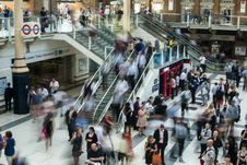 Free Liverpool Street Station Royalty Free Stock Photography - 83068327