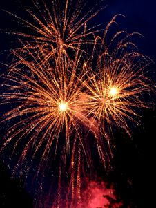 Free New Years Fireworks Stock Photos - 83074213