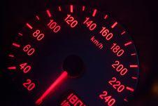 Free Speedometer Royalty Free Stock Image - 83074956