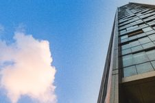Free Modern Building Facade Stock Image - 83074981