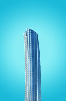 Free Gray And Clear Glass High Rise Building Royalty Free Stock Photography - 83076007
