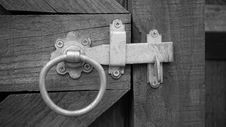 Free Grayscale Photo Of Door Knock Stock Images - 83076224