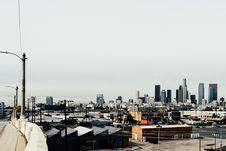 Free Los Angeles Skyline Stock Photo - 83076540