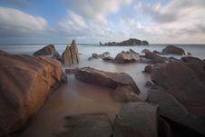 Free Rocks In Sea During Daytime Stock Photos - 83077313