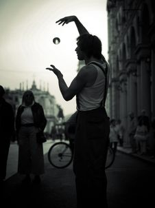 Free Street Magic Royalty Free Stock Photography - 83077377