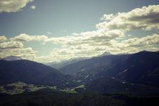 Free Black Mountain Range Under Gray Cloudy Sky During Daytime Stock Photos - 83077483