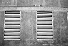 Free Ventilation Stock Photography - 83078122