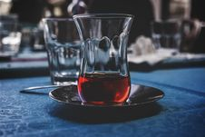 Free Close Up Photo Of Drinking Glass With Beverage Royalty Free Stock Image - 83078596
