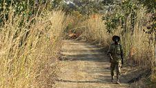 Free African Ranger Stock Image - 83078901