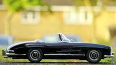 Free Miniature Convertible Car Royalty Free Stock Photos - 83079148