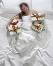 Free Woman In Bed Stock Photos - 8318733