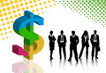 Free Business People Royalty Free Stock Image - 8319806