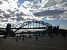 Free Sydney Harbour Bridge Stock Images - 8310284